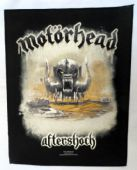 Motorhead - 'Aftershock' Giant Backpatch